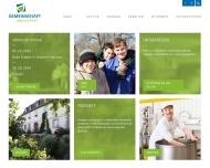 Bild Webseite  Herbstein