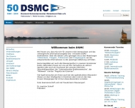 Bild Webseite Deutsch-Schweizerischer Motorboot-Club Konstanz