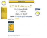 Bild Kölner Tennis-Club Gold-Weiss e.V.