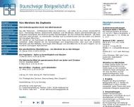 Bild Braunschweiger Bibelgesellschaft e.V. Geschäftsstellenleiter