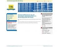 Bild Webseite Vereinigte Lohnsteuerhilfe Nürnberg