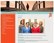 Website FrauenLeben