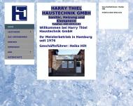 Bild Thiel Harry Haustechnik GmbH Sanitär- u. Heizungsbau