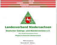 Bild Landesverband Niedersachsen Deutscher Gebirgs- u. Wandervereine e.V.