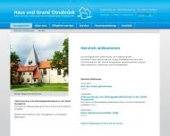 Bild Haus und Grund Osnabrück Verein der Haus-, Wohnungs- und Grundeigentümer Osnabrück e. V.