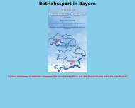Bild Bayerischer Betriebssportverband e.V.