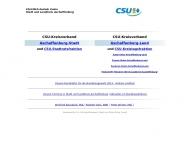 Bild Christlich-Soziale-Union in Bayern e.V.