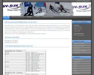 Bild Webseite Sportverein DJK Kolbermoor Kolbermoor