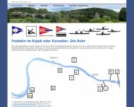 Website KSC Kanu-Ski-Club Witten