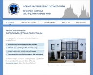 Bild INGENIEURVERMESSUNG GEOMET GmbH