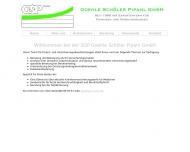 Bild Webseite GSP GOEHLE, SCHÖLER, PIPAHL Köln