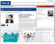 Bild Allianz Lebensversicherungs AG Versicherung