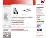 Bild Webseite Wirtschafts-Assekuranz Makler München