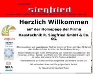 Bild R. Siegfried GmbH.