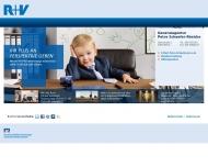 Bild Webseite Schaefer Petra Versicherungen Berlin