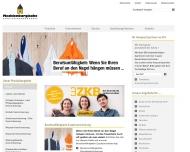 Bild Webseite Mecklenburgische Versicherung Gesellschaft a.G. München
