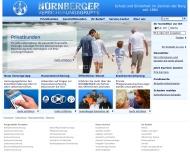 Bild Webseite Nürnberger Versicherungsgruppe Berlin