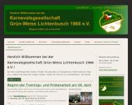 Website Dödtmann Reinhold