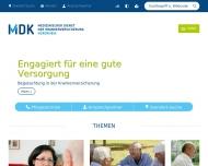 Bild Medizinischer Dienst der Krankenversicherung Nordrhein