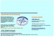 Bild Webseite KKN Stiftung-Medica Treuhand Berlin