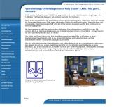 Bild Webseite Fritz Stöver Versicherung General-Agenturen Wedel
