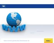 Website Versicherungsbüro Benesch & Gegg