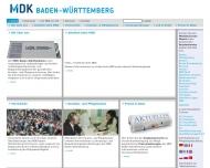 Bild Medizinischer Dienst der Krankenversicherung Baden-Württemberg