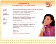 Ashtanga Yoga M?nchen und Massagepraxis M?nchen bei Renate Gezzele M?nchen - Ihre Yoga Praxis