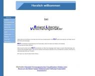 Website Libersky Roland Versicherungsmakler