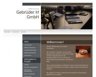 Bild Webseite  Erding