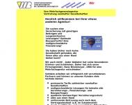 Bild Webseite Hans Brockmeyer Osnabrück