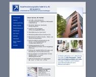 Bild Webseite Brandl Versicherungsmakler Dachau