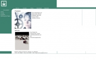 Bild Webseite WEIMER & PARTNER Berlin