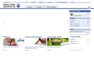 Bild Webseite Iduna Versich. Hpt.Verw. Hauswartbüro Kiermeier Franz Hamburg