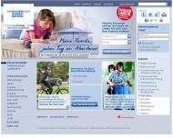 Bild Webseite  Giebelstadt