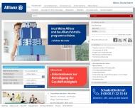 Bild Allianz Versicherungs-AG  Vertretungen , Pömpner Elke, Reinhardt Petra , ,Mertin Andreas, Neidhardt Ulrich, Köstner Jörg