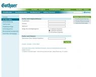 Bild Webseite  Heusweiler