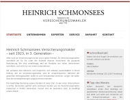 Bild Heinrich Schmonsees GmbH & Co. KG Versicherungsmakler