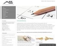 Bild Webseite ASS Versicherungskontor Nord Jörg Michael Hamburg