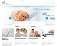Bild Medizinischer Dienst der Krankenversicherung im Freistaat Sachsen e.V.