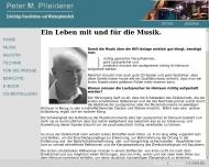 Bild Webseite PFLEID Wohnraumakustik München