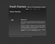 Bild fresh frames Film & TV-Produktion GmbH