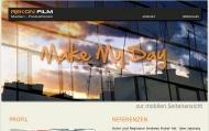 Bild Webseite Rekon Film - Werbefilme Imagefilme Erklärvideos München
