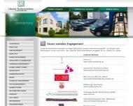 Website LGZ Lübecker Geldzentrale