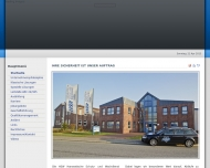 Website HSW Notrufzentrale