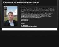 Bild Hallmann Rainer Sicherheitsdienst
