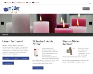 Bild Reinhard Müller Kerzenfabrik GmbH & Co. KG