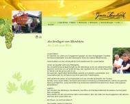 Bild Webseite  Perscheid