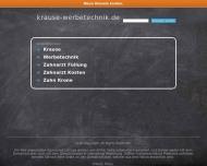 Bild Krause Werbetechnik GmbH