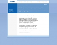 Website VISUALES Werbeagentur